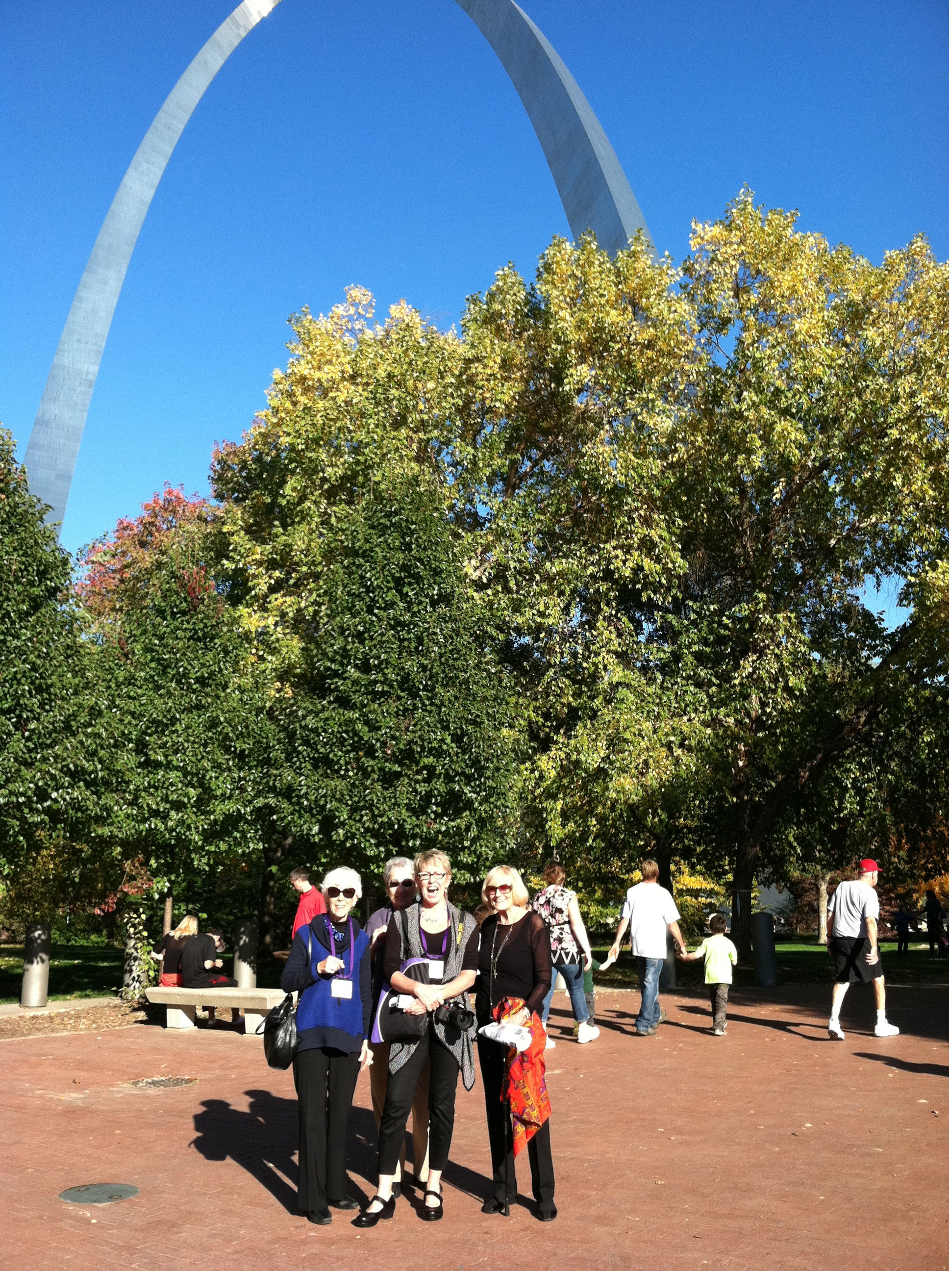 Truman Library and St. Louis Museum Tours 2014