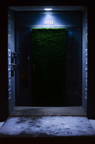 Danielle Moler, Untitled (Door)