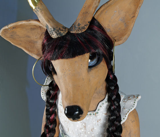 Doe, A Deer - detail